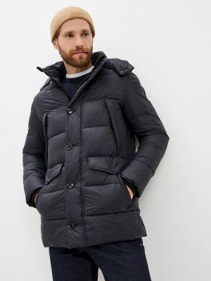 Утепленная куртка - черная Daniel Hechter