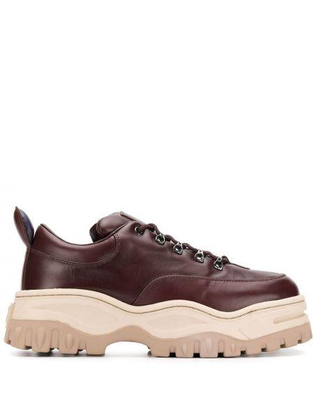 Sneakersy - brązowe Eytys