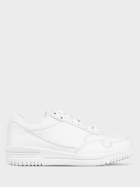 Кожаные кроссовки - белые M Wone