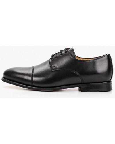 Туфли черные Philippe Anders