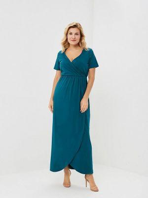 Повседневное платье - бирюзовое Wersimi
