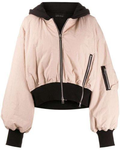 Куртка с капюшоном мятная Barbara Bologna