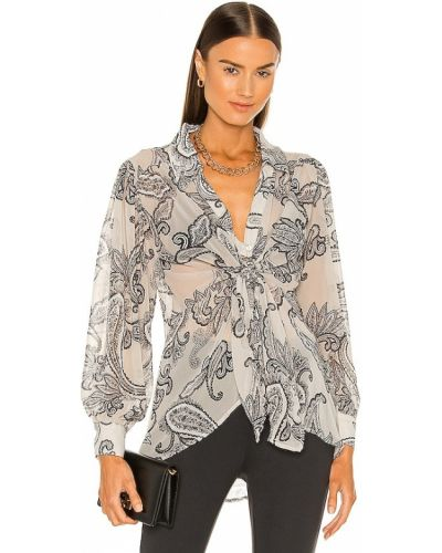 Блузка на пуговицах Line & Dot