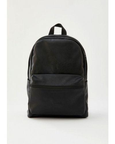 Рюкзак городской черный Pull&bear