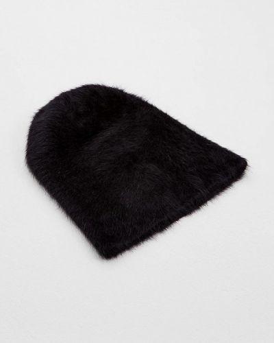 Черная шапка осенняя Coccinelle