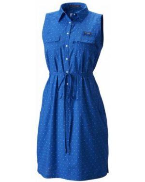 Летнее платье без рукавов Columbia