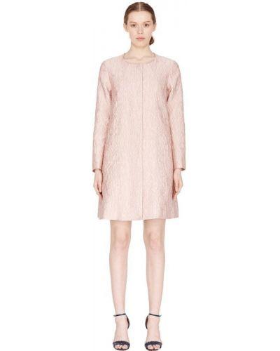 Розовое пальто Mary Katrantzou