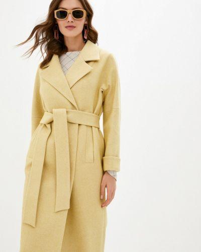 Пальто - желтое Nastasia Sabio