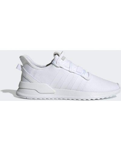 Белые повседневные кроссовки Adidas