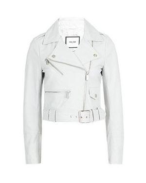 Кожаная куртка Max & Moi