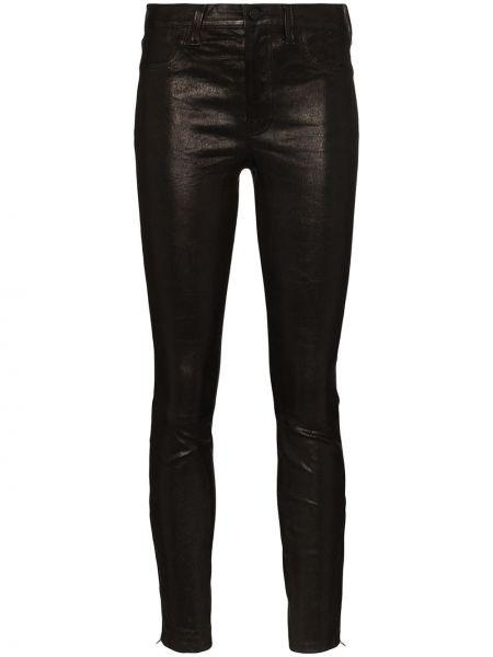 Spodnie z kieszeniami czarne J-brand