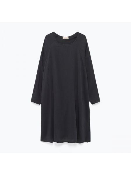 Платье миди винтажная с американской проймой American Vintage