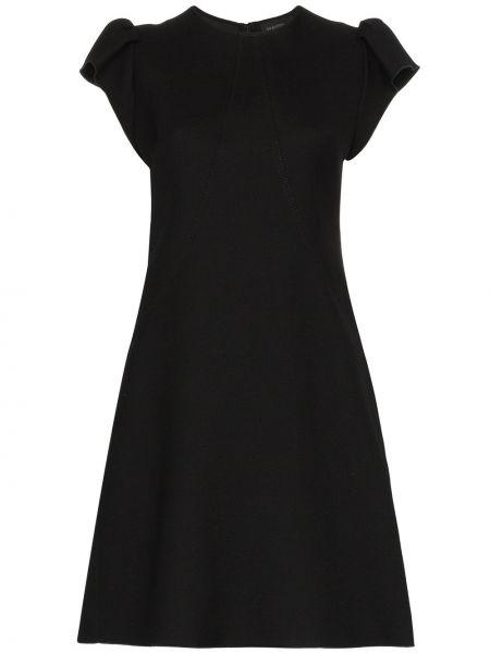 Платье на молнии с вырезом Giambattista Valli