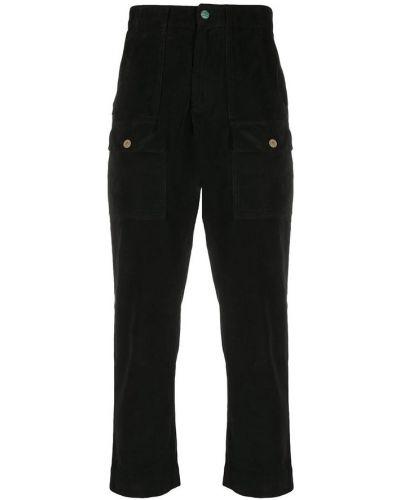 Czarne spodnie Palm Angels