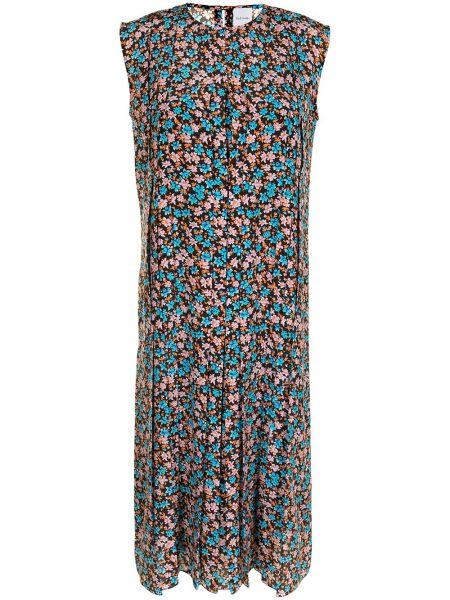 Шелковое платье Paul Smith
