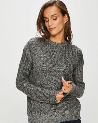 Вязаный свитер в полоску с узором Pieces