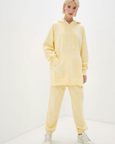 Желтый зимний спортивный костюм Ko'msi