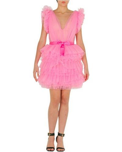 Różowa sukienka Teen Idol