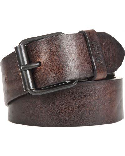 Ремень коричневый Hugo Boss