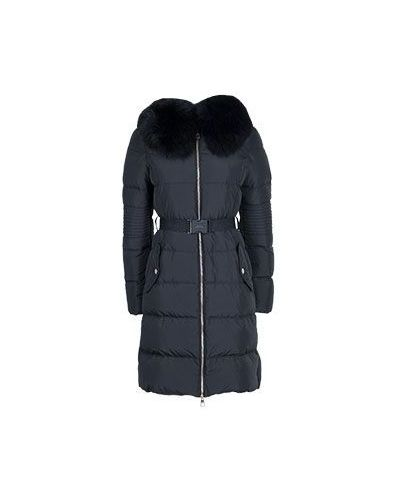 Зимняя куртка черная Versace Collection
