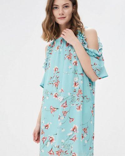 Голубое платье Miss Miss By Valentina