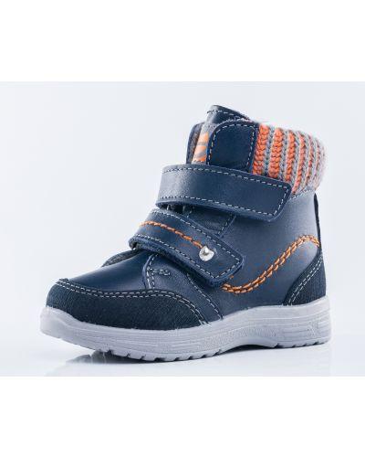 Ботинки синие Mothercare