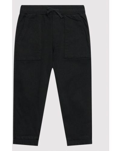 Joggery - czarne United Colors Of Benetton