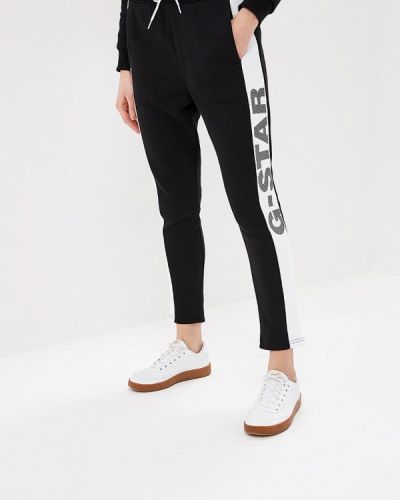 Черные спортивные брюки G-star