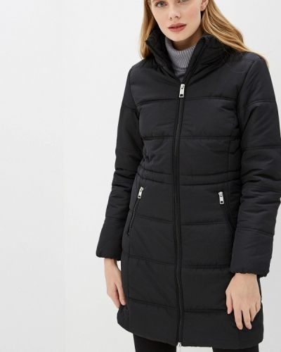 Черная утепленная куртка Marks & Spencer