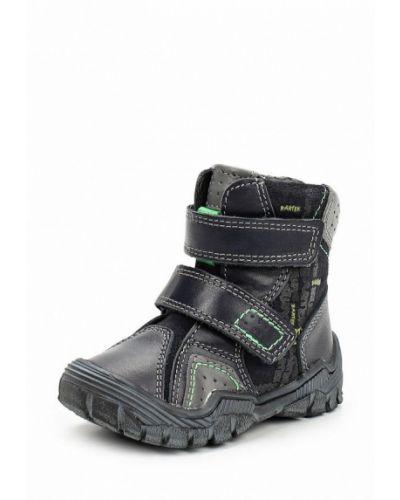 Синие ботинки Bartek