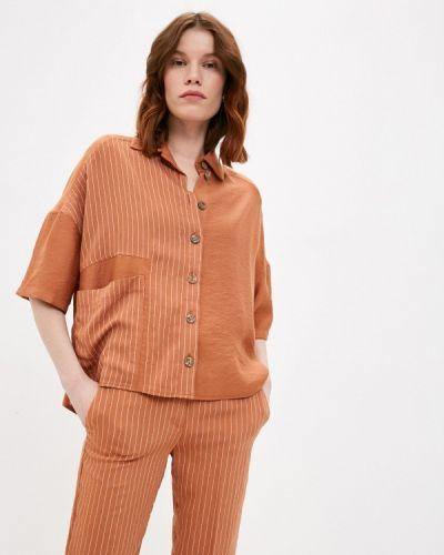 Блузка - оранжевая мадам т