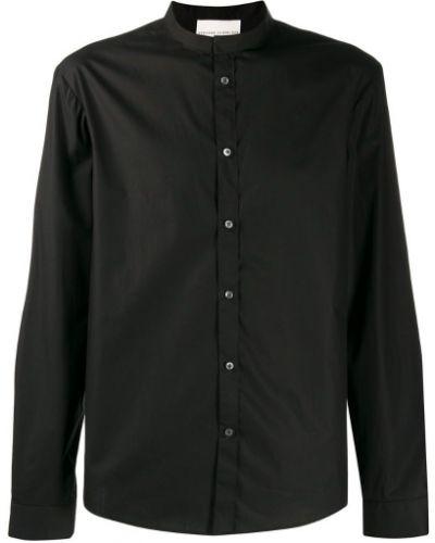 cd346683b63 Рубашка с длинным рукавом без воротника свободного кроя Stephan Schneider