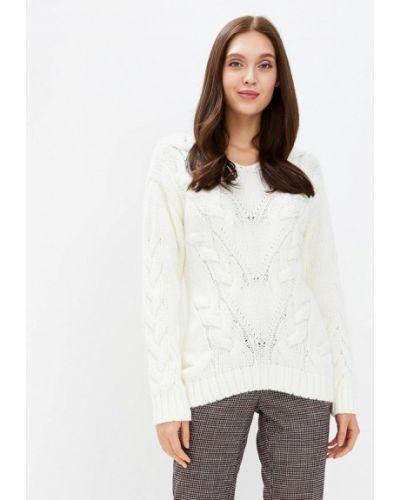 Пуловер - белый Yukostyle