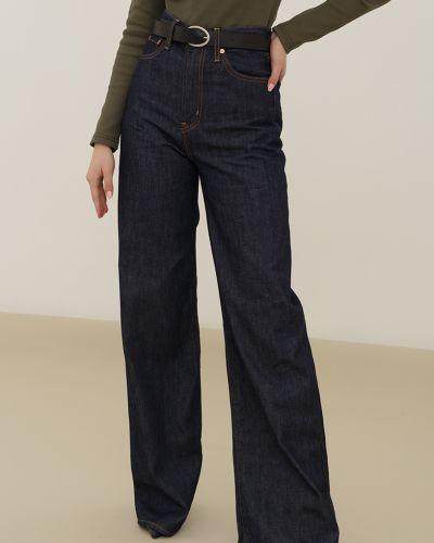 Синие широкие джинсы с карманами свободного кроя Levi's®