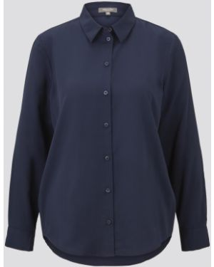 Синяя блузка Tom Tailor