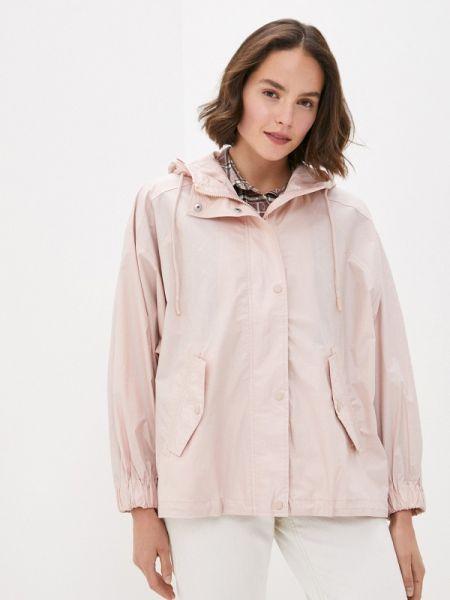 Облегченная розовая куртка Sela