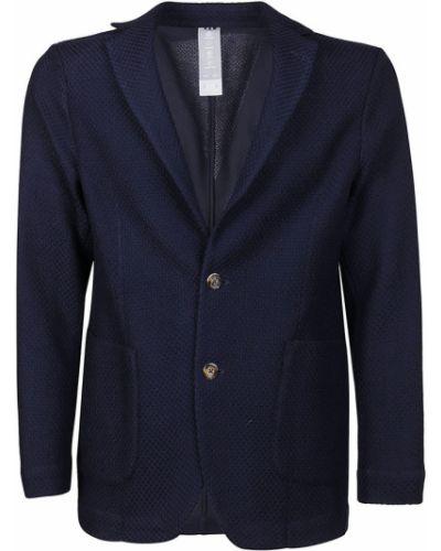 Niebieska kurtka Bagutta