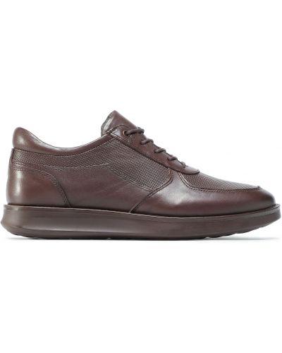 Туфли классические - коричневые Sergio Bardi