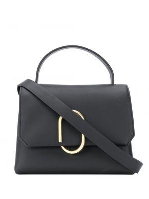 Skórzana torebka czarna z uchwytem 3.1 Phillip Lim