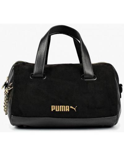 Кожаный сумка с ручками Puma