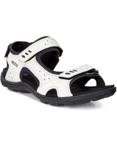Спортивные сандалии на липучках для отдыха Ecco