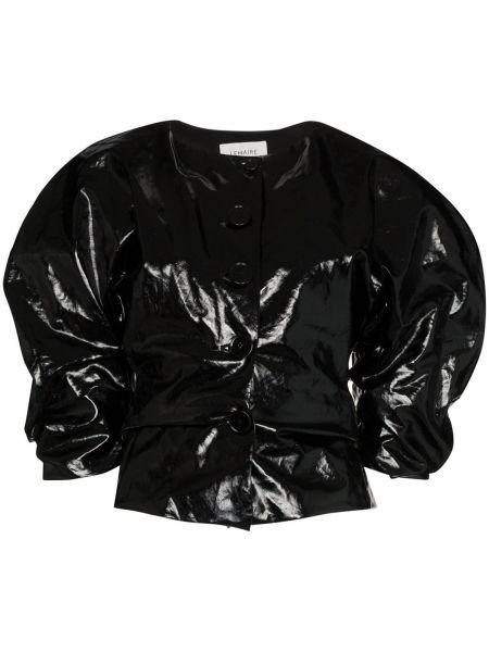 Kurtka bawełniana - czarna Lemaire