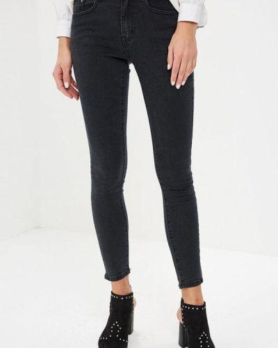 Черные джинсы-скинни Lost Ink.