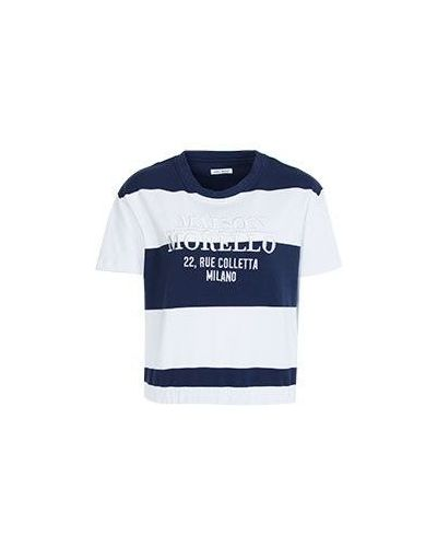 Спортивная футболка хлопковая повседневная Frankie Morello