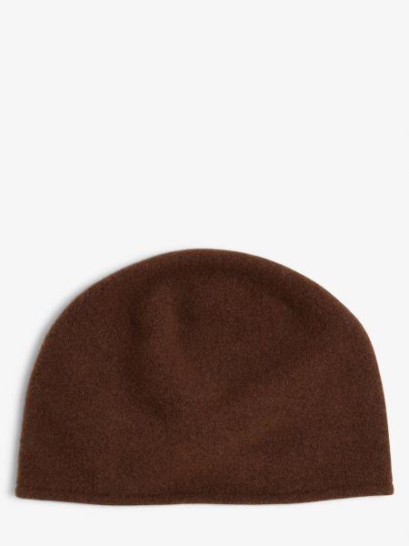 Brązowa czapka Loevenich