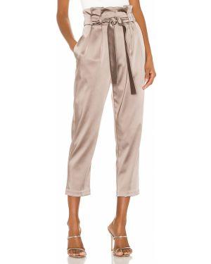 Klasyczne spodnie z kieszeniami obcisłe Amanda Uprichard