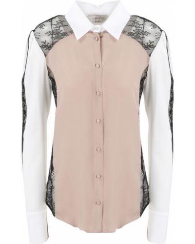 Beżowa koszula Anna Molinari