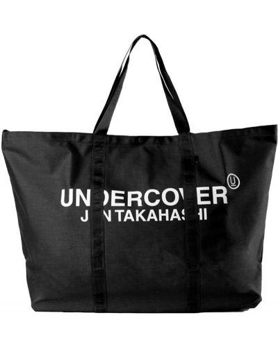 Czarna torba Undercover