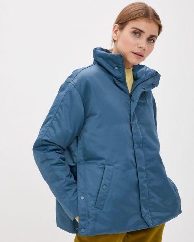 Теплая зеленая утепленная куртка Nike