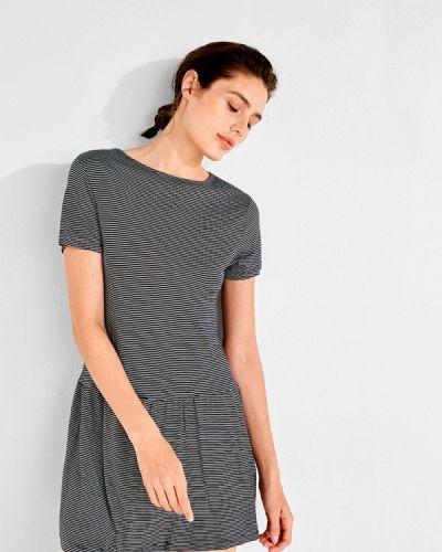 Повседневное платье осеннее синее Women'secret